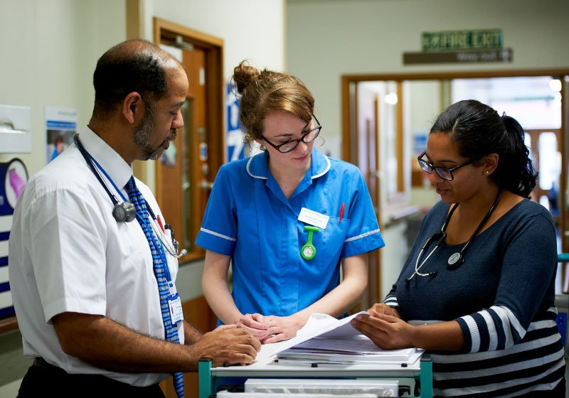 the role of alternative healthcare workers