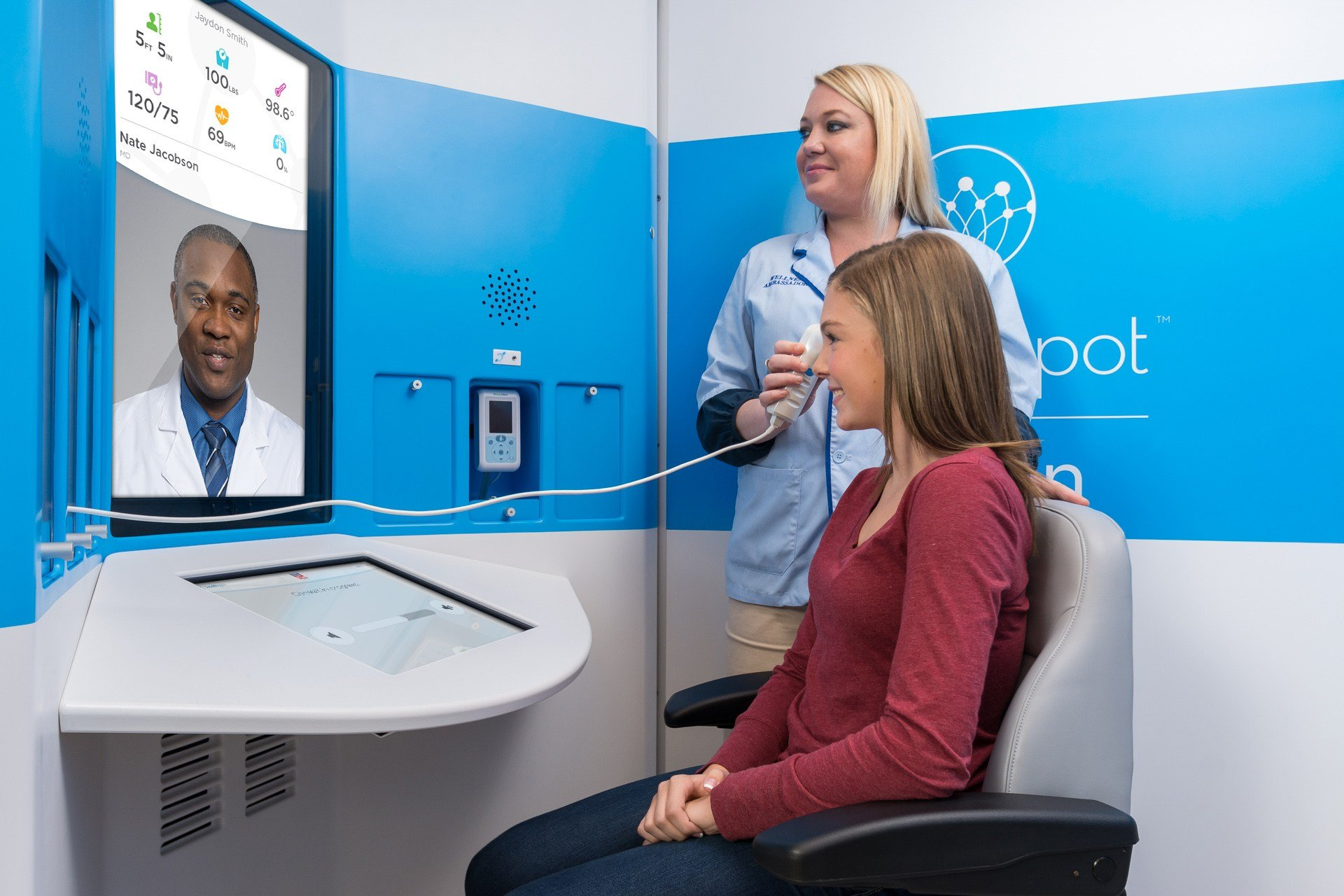 Telehealth Growth Strong for 2017 in Most Wired Hospitals